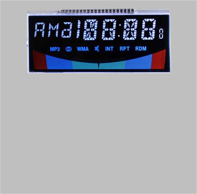 Custom LCD display panel VA TN module