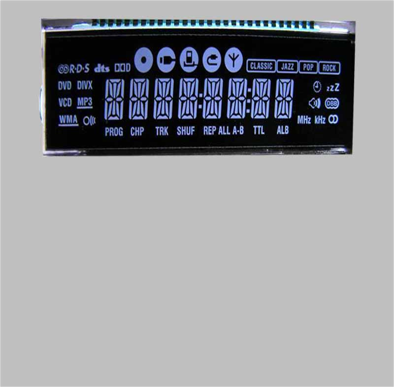 Customized made LCD