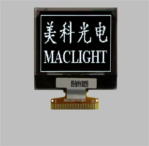 1.5 inch 128x128 oled display module white color MLD150-128128