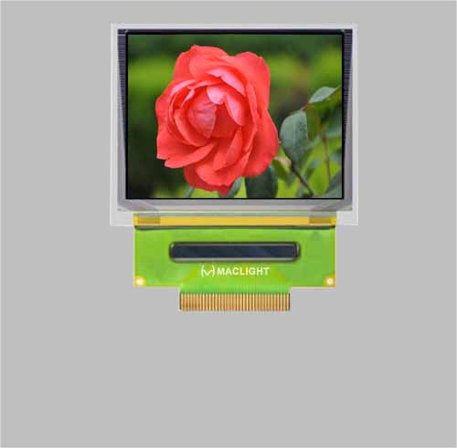 1.45 inch color oled display 160x128 pixels MLD145-160128C