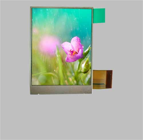 2.4 inch transflective lcd 240x320  sunlight readable tft MLT024Q45-R3