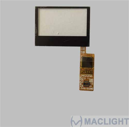 0.96 inch OLED with CTP/PCT