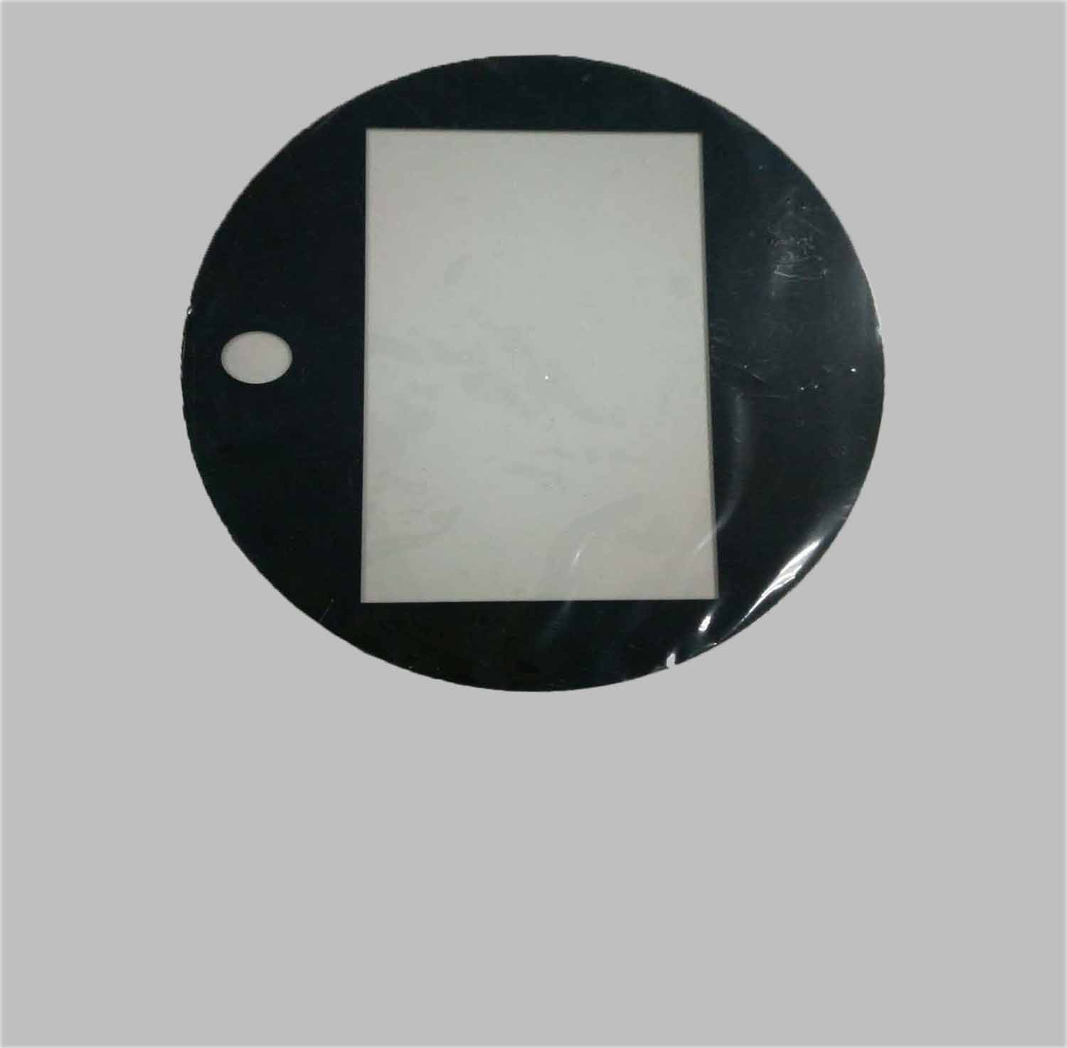 Circular capacitive touch panel-CTP/PCT