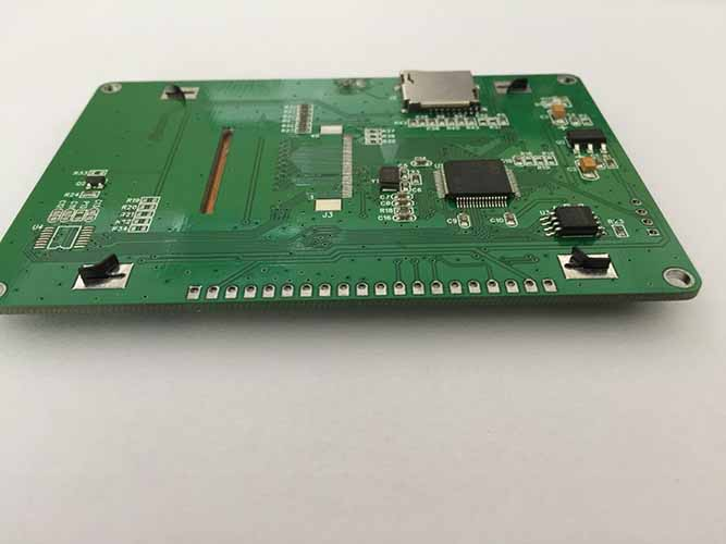 3 2 inch tft lcd module with STM32 controller