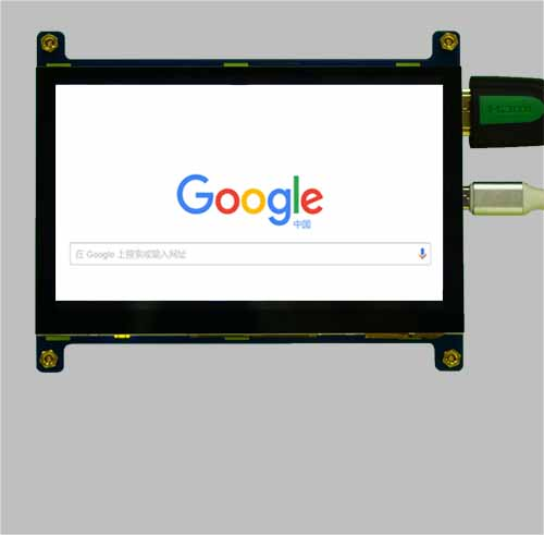 5 inch HDMI TFT lcd with capacitive touch MLT050WH-1