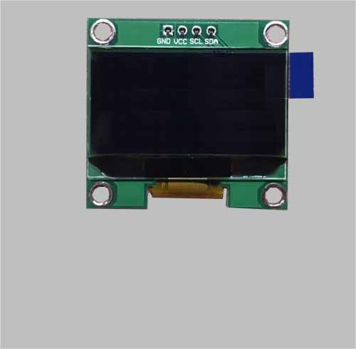 1.3 inch oled I2C interface 4 pins MLD130-12864E