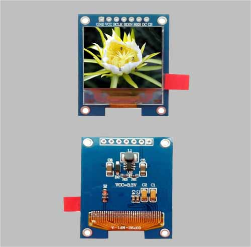 1.12 inch color oled display module 96x96 pixels SPI for arduino  MLD110-9696D