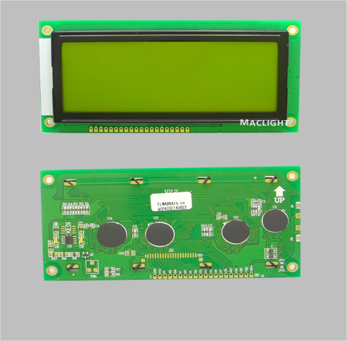 Graphic 192x64 lcd display module MLG19264Y-2