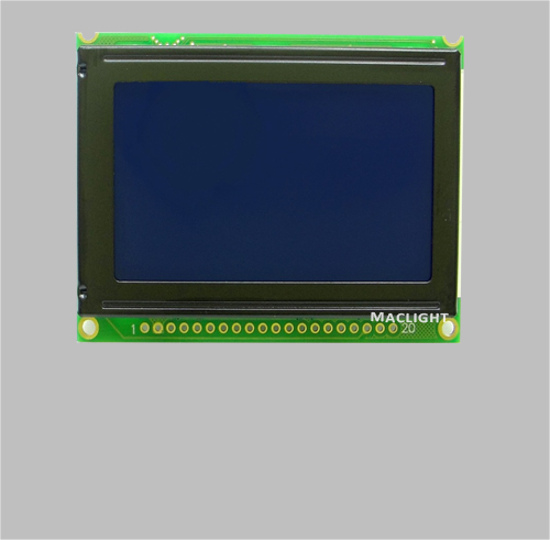 Graphic 128*64 lcd display module MLG12864Y-7