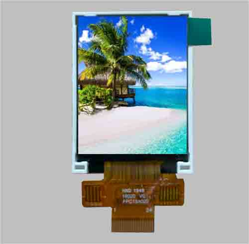 1.8 inch sunlight readable tft 1000 nit high brightness 128x160