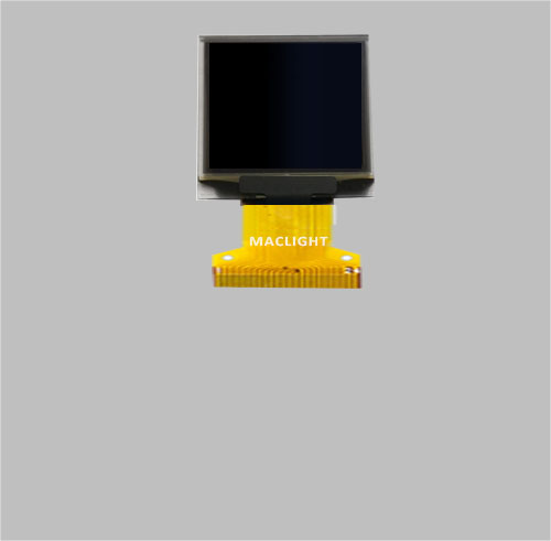 0.96 inch oled touch screen display module 96x96 dots