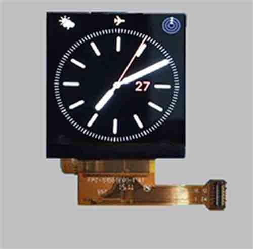1.54 ips lcd module