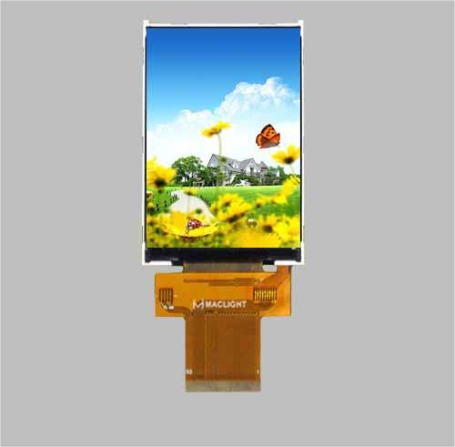 3.5 IPS LCD module 320x480